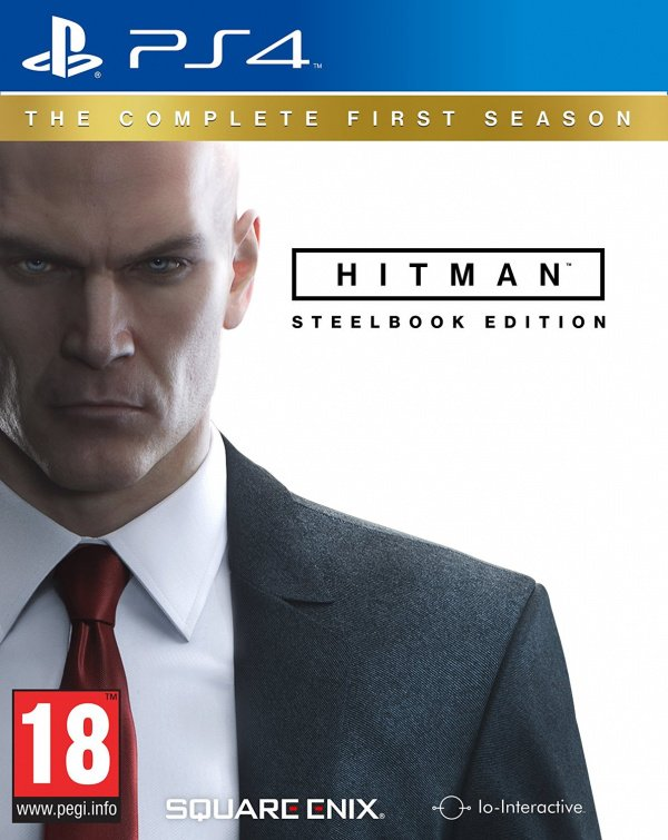 Hitman The Complete First Season Review Ps4 Push Square