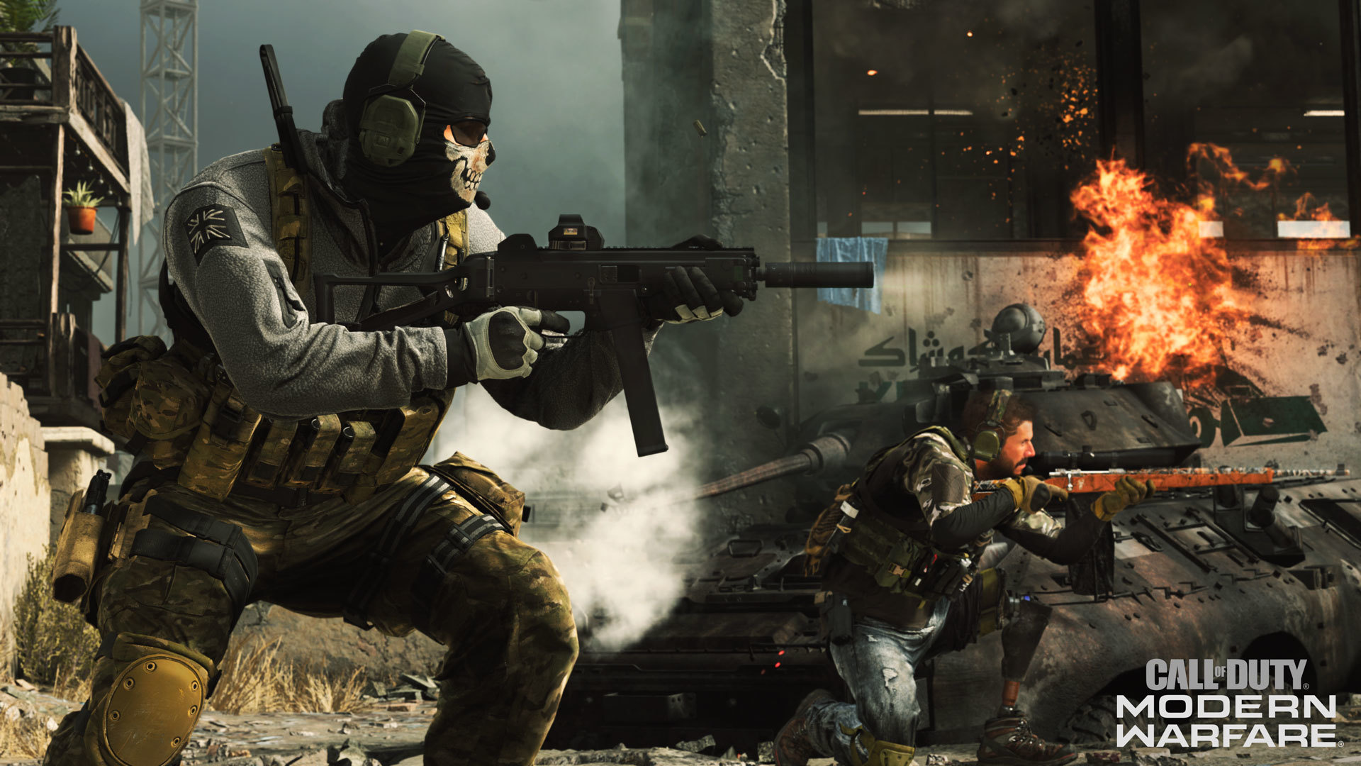 Call Of Duty Modern Warfare Install Size Nears 200gb With Next