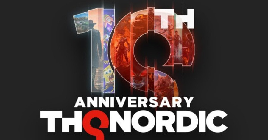 THQ Nordic 10th Anniversary Event