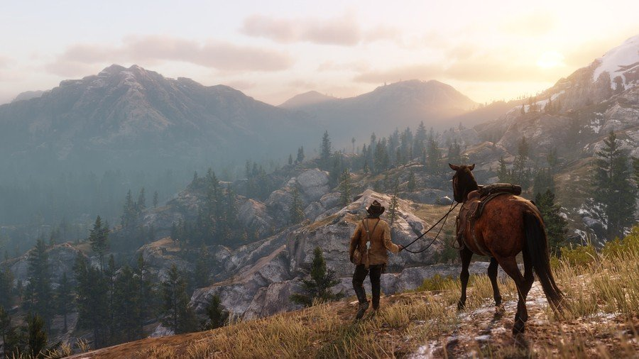 Red Dead Redemption 2 Can You Fast Travel Guide 1