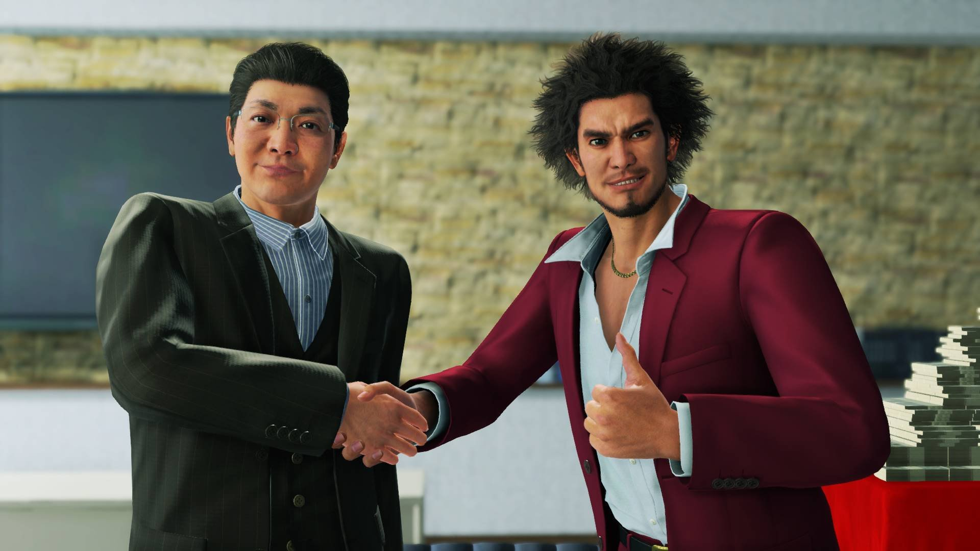 First Yakuza Like A Dragon Review Is Incredibly Positive Push