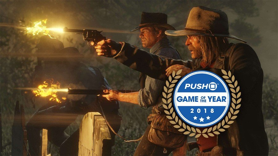 Red Dead Redemption 2 Game of the Year # 2