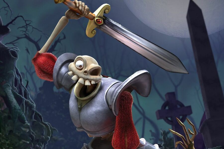 MediEvil PS4 PlayStation 4 Sony State of Play 1