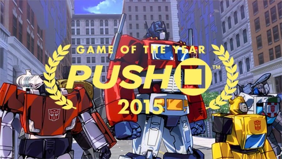 Transformers Devastation PS4 PlayStation 4 1