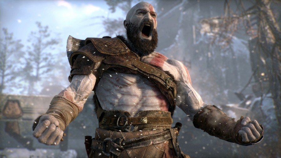 God of War PS4 PlayStation 4 1
