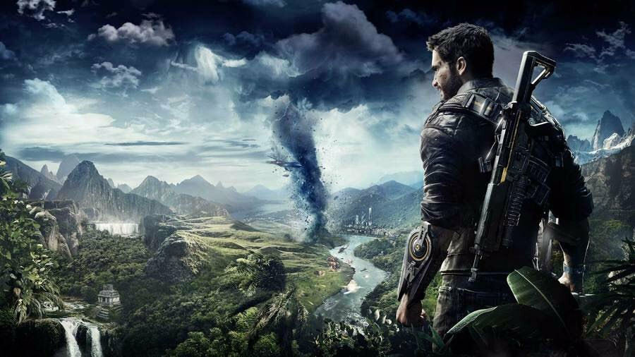 Just Cause 4 PS4 PlayStation 4 PS Store 1