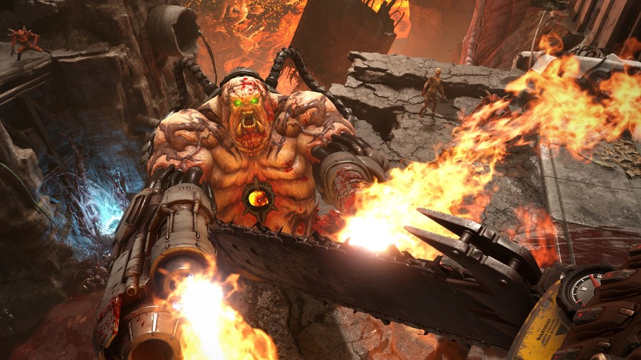 DOOM Eternal PS4 PlayStation 4