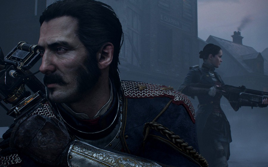 The Order: 1886 PS4 PlayStation 4