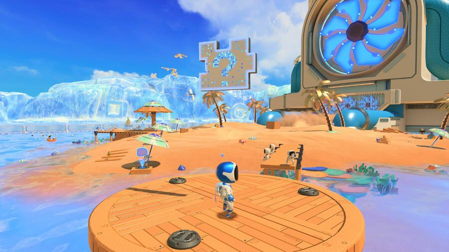 Astro's Playroom: All Puzzle Pieces Locations Guide