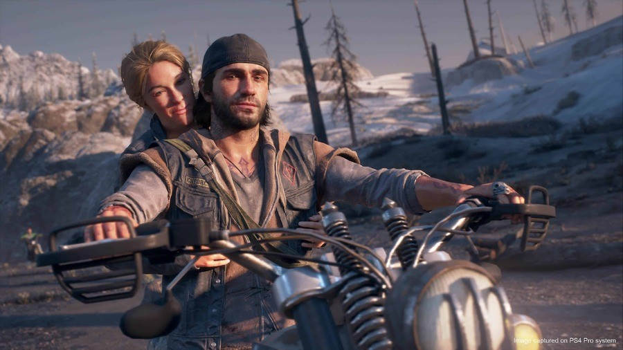 Days Gone PS4 PlayStation 4 2