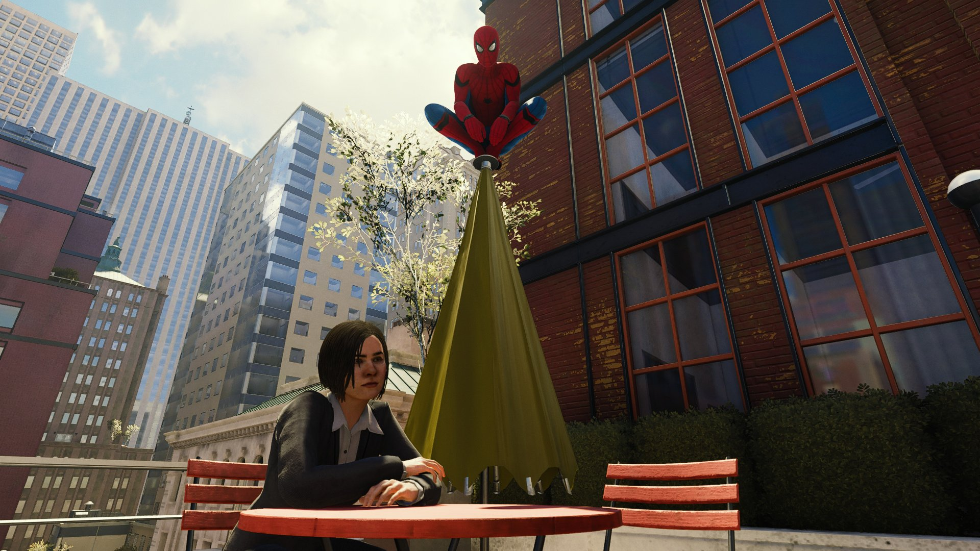 Soapbox Marvel S Spider Man Has The Most Fun Photo Mode