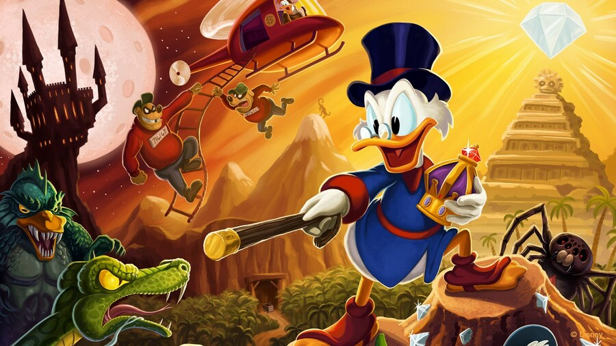 DuckTales Remastered PS4 PlayStation 4 1