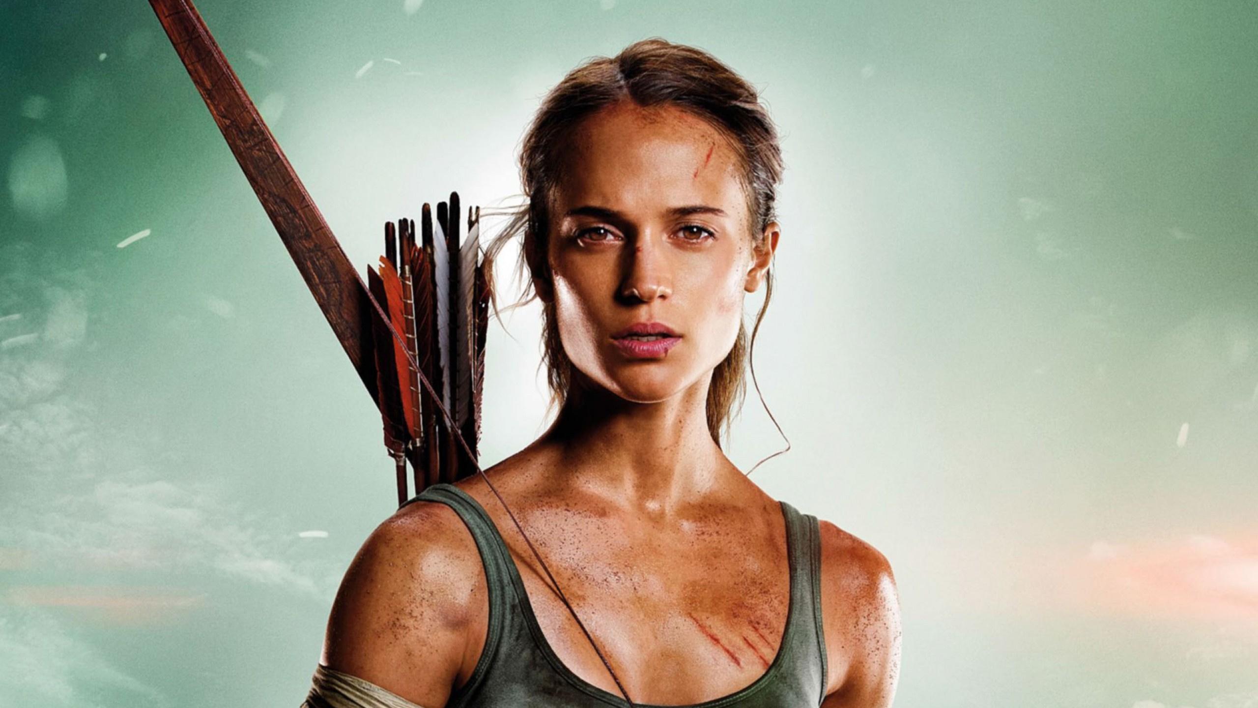 Movie Review Tomb Raider 2018 Dumb But Fun Push Square