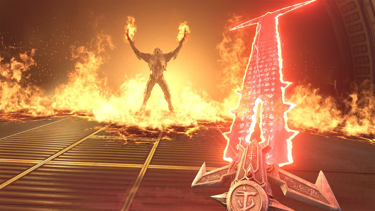 DOOM Eternal Rips and Tears Its Way to a New Trailer