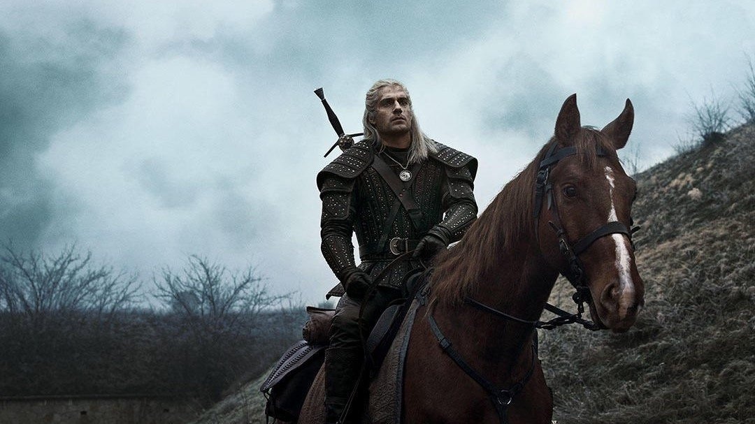 Here's our first look at Roach in Netflix's The Witcher series