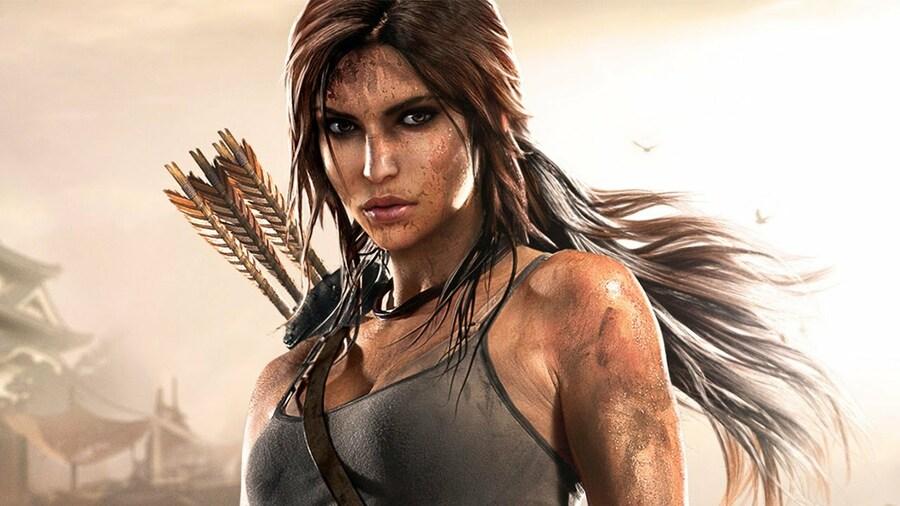 Tomb Raider PS4 PlayStation 4 1
