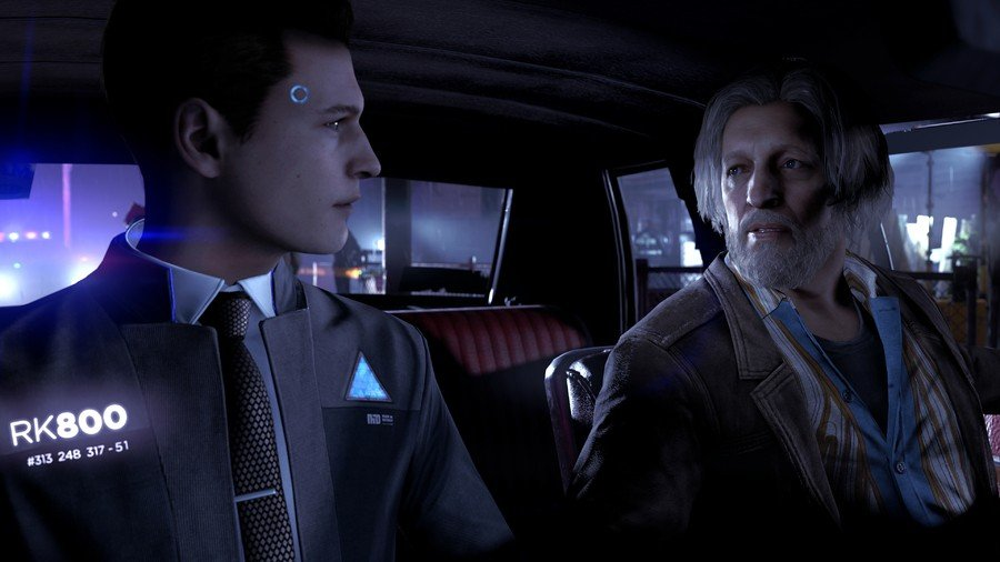 Detroit: Become Human How to Get Connor to Connect to Simon Guide 1