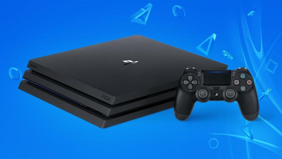 PS4 Pro Sony E3 2017 PlayStation 4 1