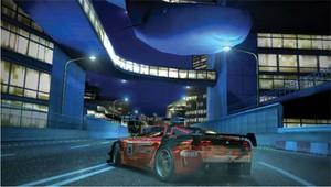 Finally we get a good look at Ridge Racer running on PlayStation Vita.