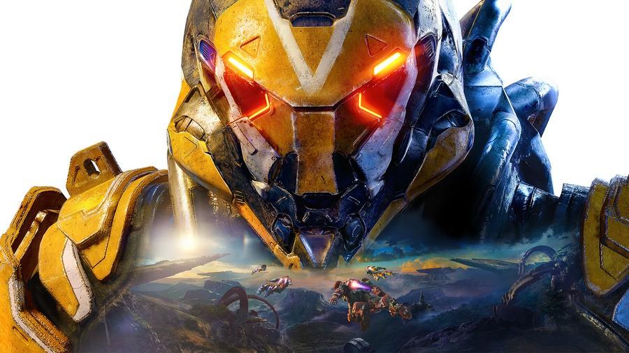 BioWare Rebrand Anthem Mass Effect Rumours