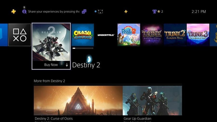 How to Stop Ads Being Added to the PS4's Home Menu PlayStation 4 Dashboard 1
