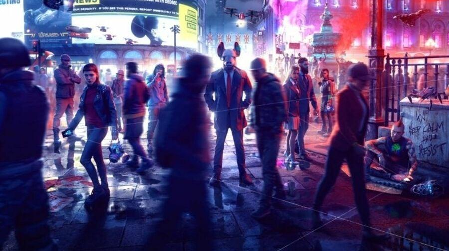 Watch Dogs Legion PS4 PlayStation 4