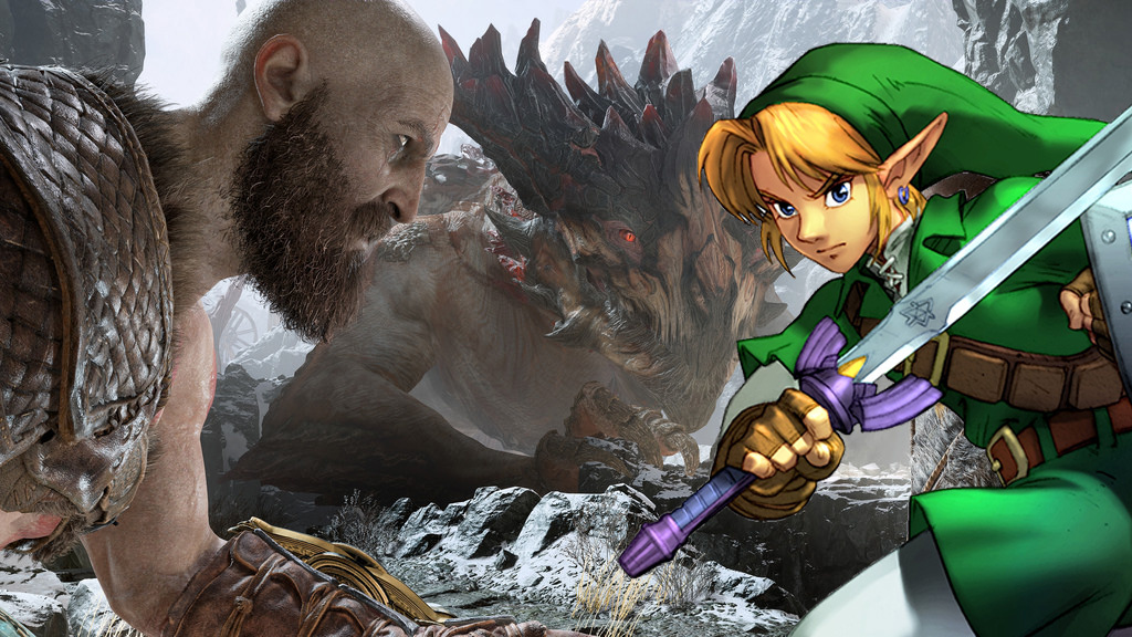 Soapbox: Why God of War Will Scratch Your Zelda Itch - Push Square