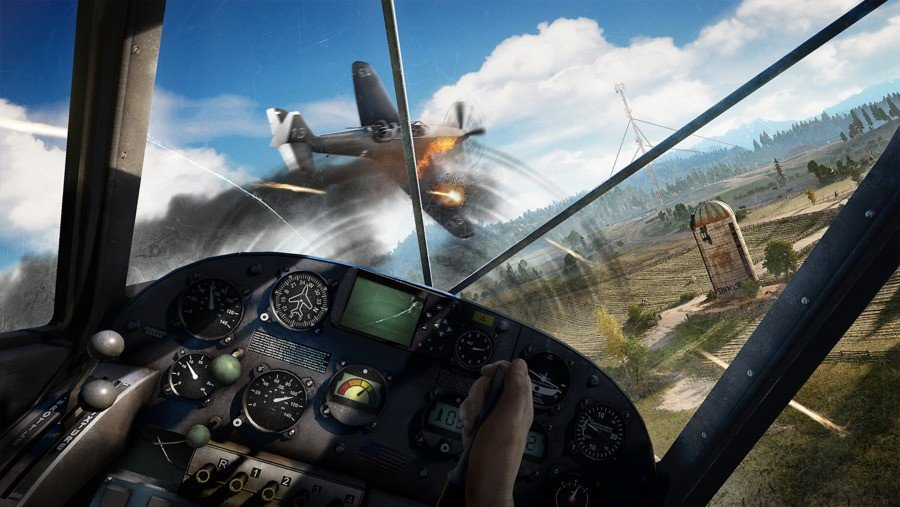 Far Cry 5 Aircraft and Watercraft List