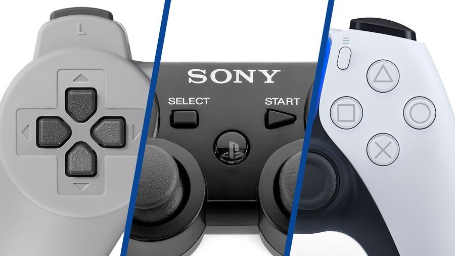 PlayStation Controller Evolution Feature