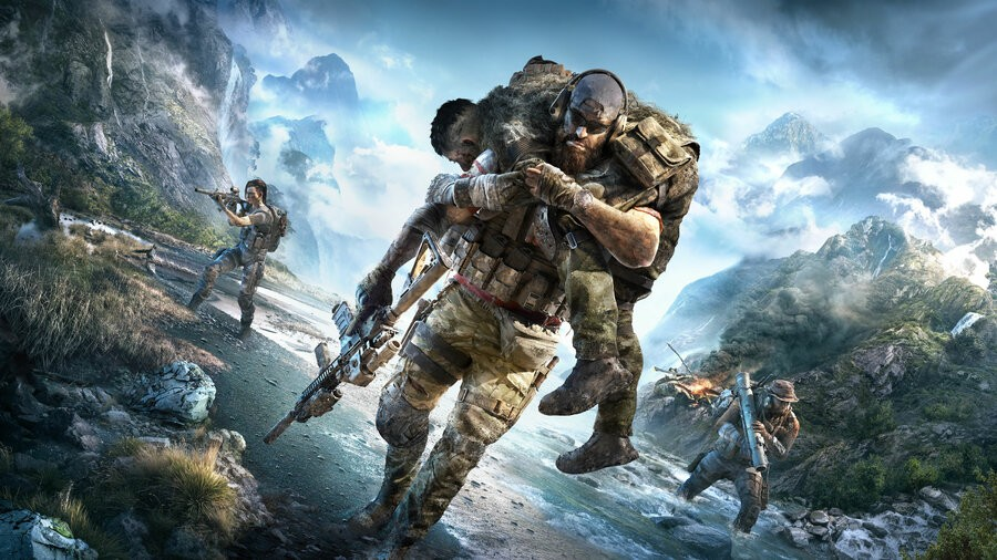 Ghost Recon Breakpoint Patch 1.04 PS4 Update Patch Notes