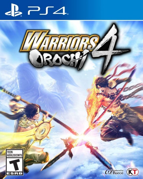 Warriors Orochi 4 Review (PS4) | Push Square