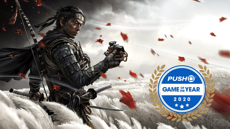 Game of the Year Ghost of Tsushima