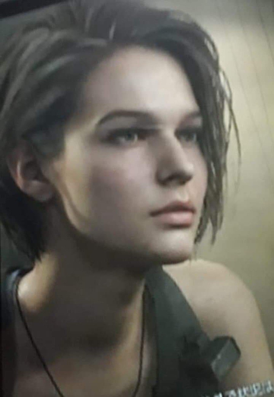 Jill Valentine Looks A Lot Different In Resident Evil 3 Remake