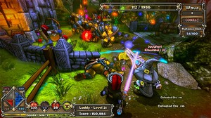 Dungeon Defenders Is Part Tower Defence, Part Brilliant. Apparently.