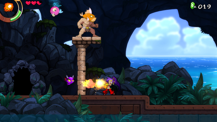WayForward reveals details for Shantae and the Seven Sirens