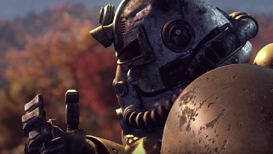 Fallout 76: How To Join The Enclave & Get The Laser Minigun