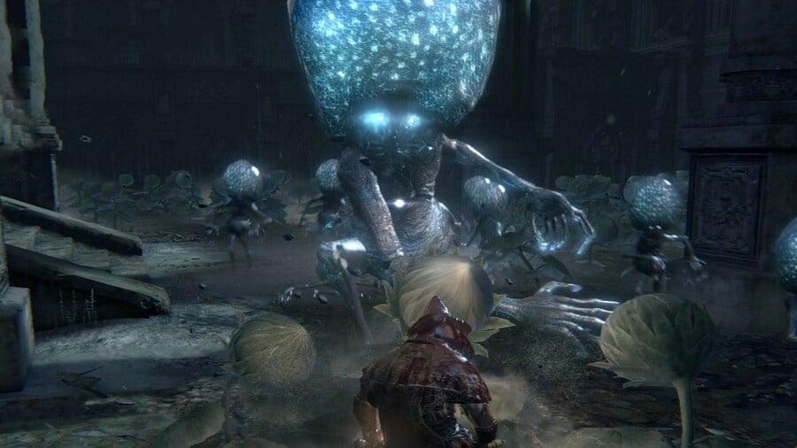 Bloodborne PS4 Celestial Emissary Boss Guide
