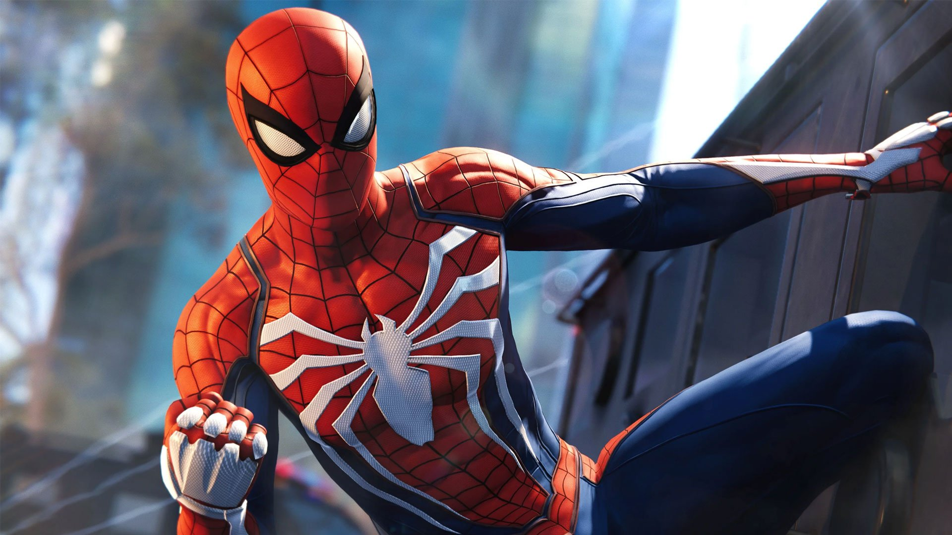 there's a free marvel's spider-man ps4 theme up for grabs right now