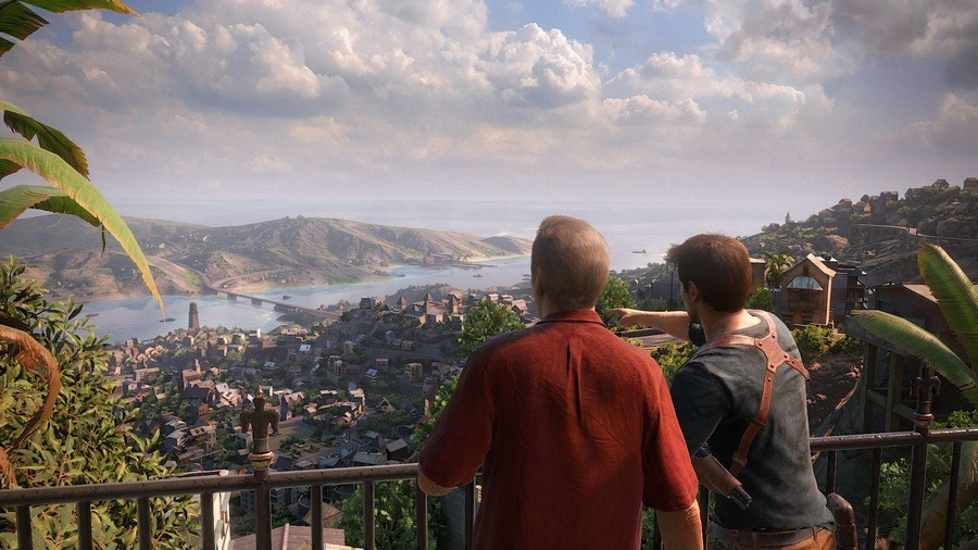 Uncharted 4: A Thief's End PS4 PlayStation 4 Interview 1