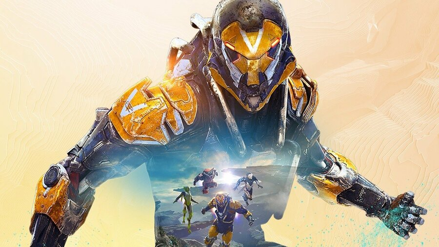 ANTHEM PS4 PlayStation 4 1