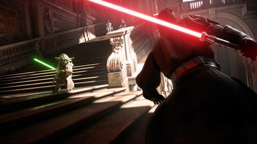 Star Wars Battlefront 2 Jedi Fallen Order PS4 PlayStation 4