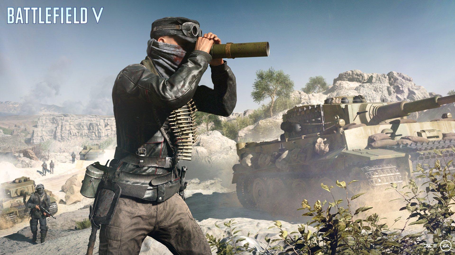 Battlefield 5 - All Recon Combat Roles, Weapons, Gadgets