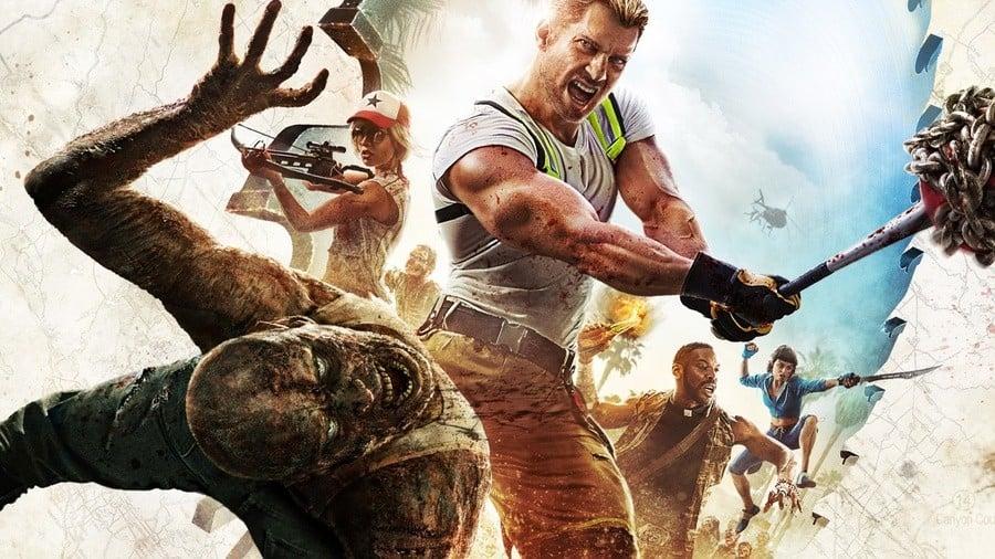 Dead Island 2 PS4 PlayStation 4 1