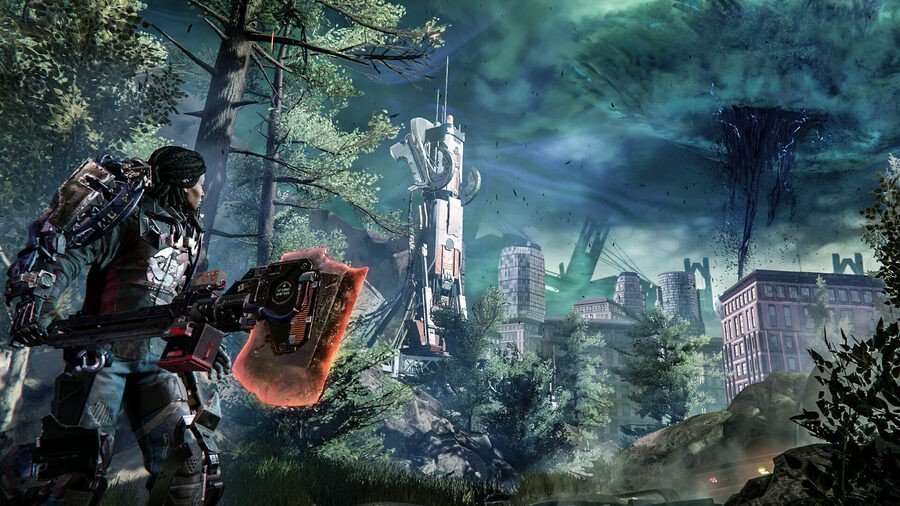The Surge 2 PS4 PlayStation 4 1
