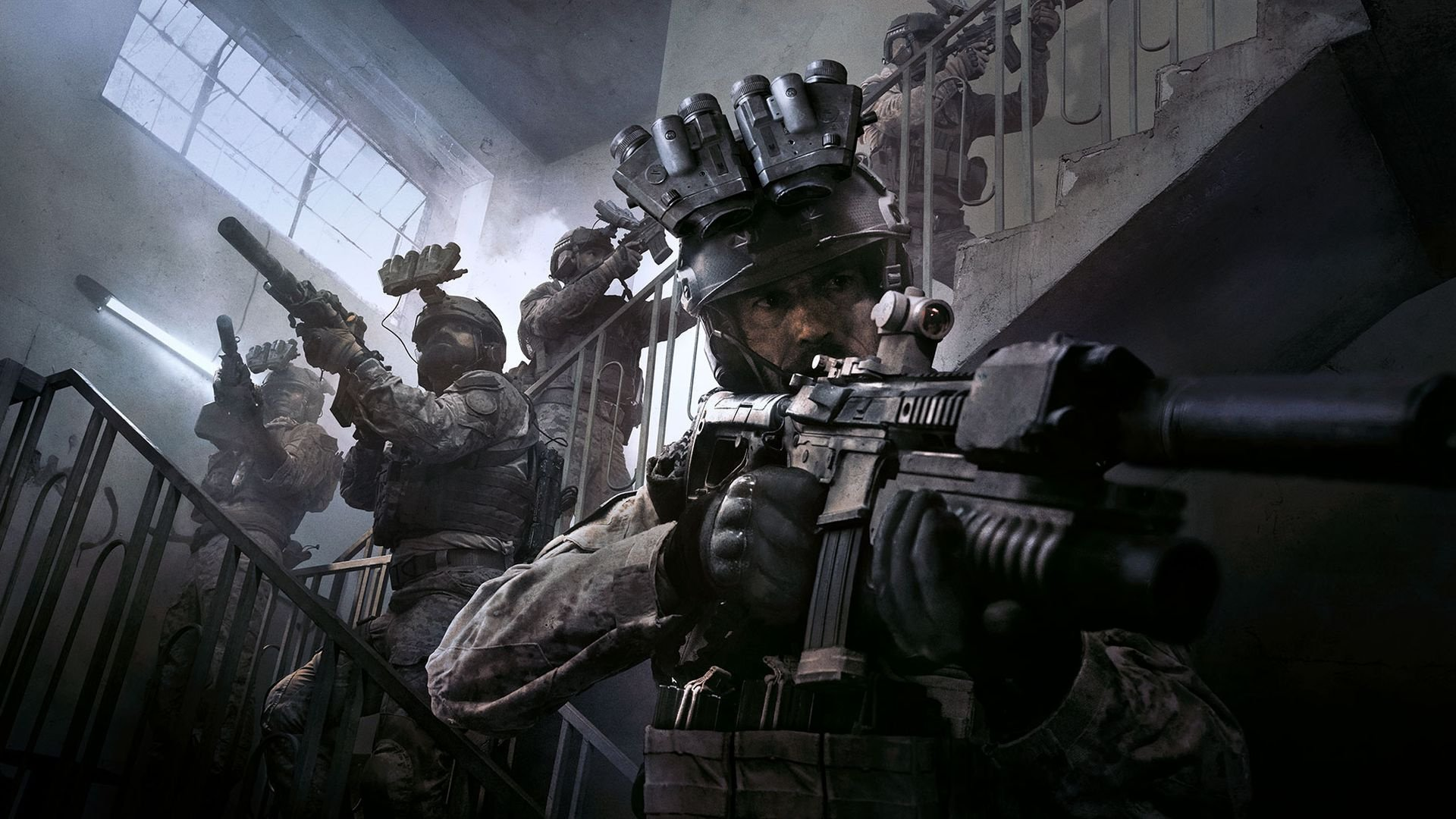 Play Call Of Duty Modern Warfare Multiplayer For Free This Weekend Push Square