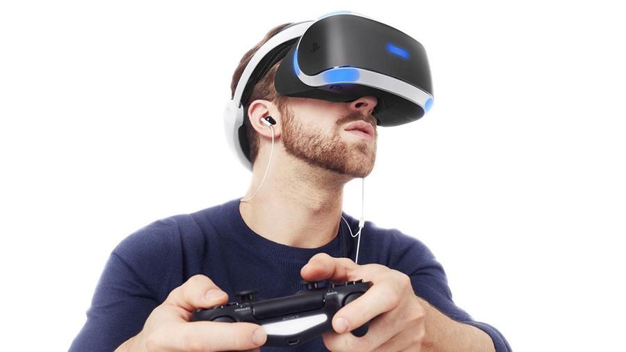 PlayStation VR PSVR Controller Patent
