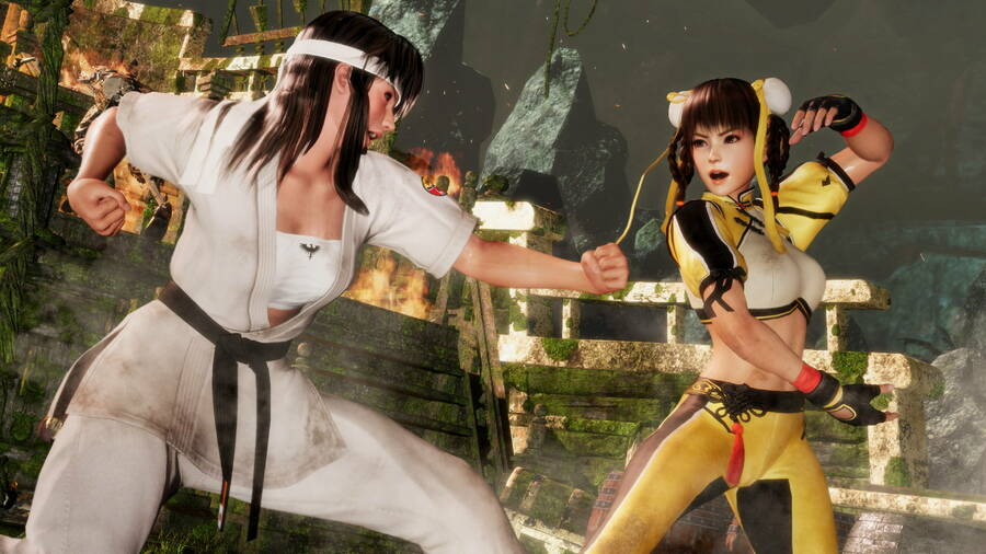 Dead or Alive 6 PS4 PlayStation 4 1
