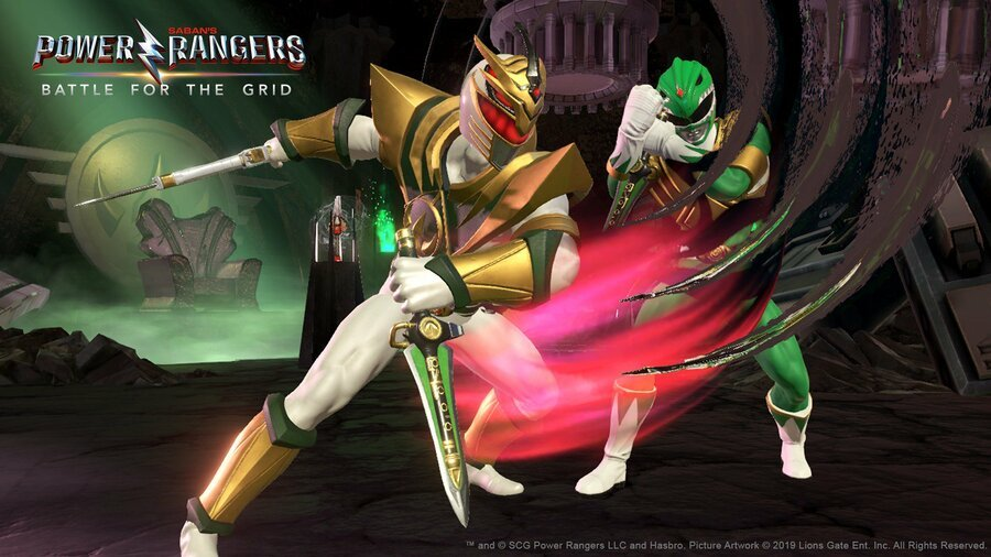 Power Rangers: Battle for the Grid PS4 PlayStation 4