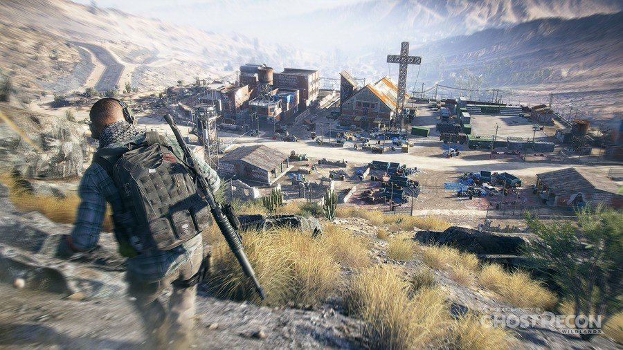 Tom Clancy's Ghost Recon Wildlands PS4 Preview 1
