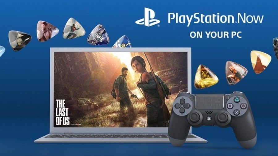 PlayStation Now Sony PS4 PlayStation 4 1